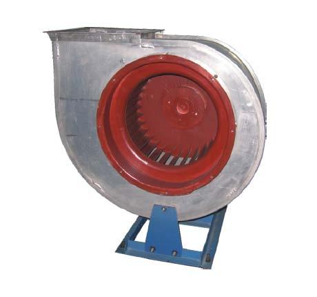 Вентиляторы  среднего давления центробежные ВЦ 14-46